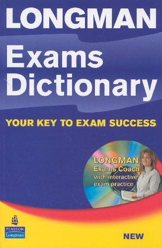 Longman exams dictionary. Con CD-ROM: Paper and CD-ROM Pack