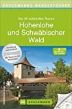 Bruckmanns Wanderführer Hohenlohe und Schwäbischer Wald