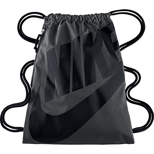 Nike Unisex Trainingsbeutel Heritage, mehrfarbig, 50 x 25 x 5 cm, 5 Liter, BA5128-009 Nike Sport Rucksack
