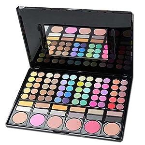 BrilliantDay 78 color paleta de sombra de ojos Belleza maquillaje Set#1