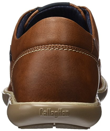CALLAGHAN - 11000, Scarpe Derby Uomo Marrone