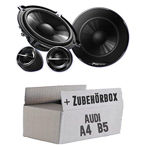 audi-a4-b5-pioneer-ts-g133ci-13cm-lautsprechersystem-einbauset