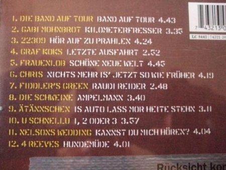 Band auf Tour (1995)