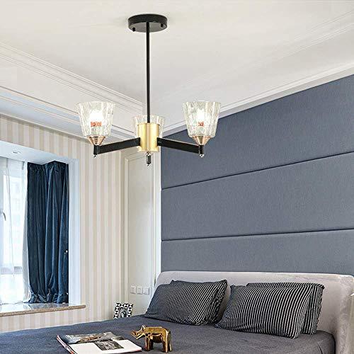 Vaticano Kronleuchter LED Kristall Kronleuchter 3 Kopf moderne minimalistische Creative