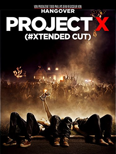 Cut) (Project X Film)