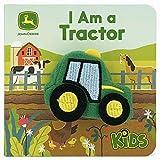 I Am a Tractor (Finger Puppet Book - John Deere)
