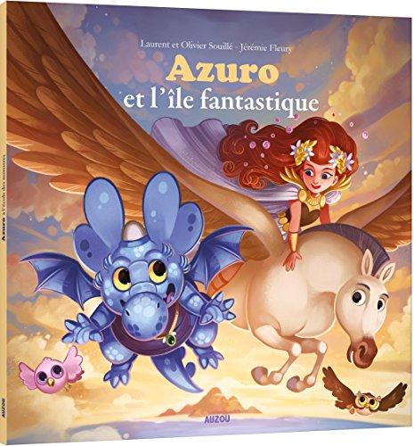 Azuro et l'le fantastique (petit format)