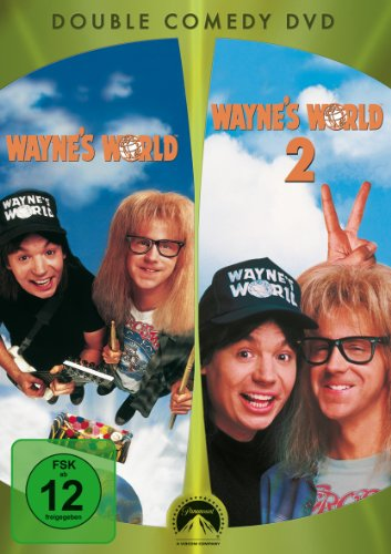 Wayne's World / Wayne's World 2 [2 (World Wayne's)
