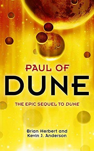 Paul of Dune (Legends of Dune) por Kevin J. Anderson