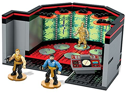 Mega Bloks - Star Trek The Original Series - Transporter Room (Dph81)