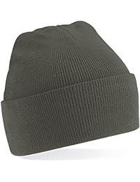 ShirtInStyle Woll-Strickmütze, Fashion-Hat, Wintermütze, Größe Unisex viel Farben