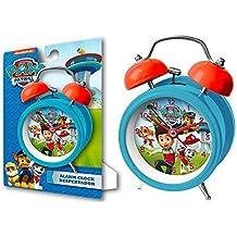 Patrulla canina - Despertador campanas (Kids Euroswan PW16039)