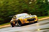 Geschenkgutschein: Drift-Taxi Mitfahrt am Nürburgring