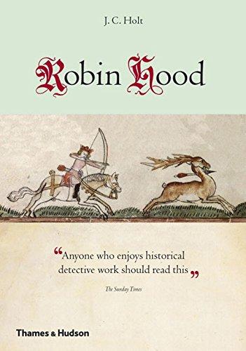 Robin Hood par J. C. Holt
