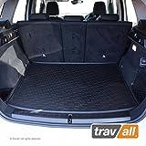 Travall® Liner Kofferraumwanne TBM1128 - Maßgeschneiderte Gepäckraumeinlage mit Anti-Rutsch-Beschichtung