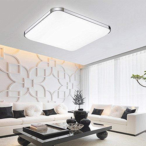 15 inch led flush ceiling light 24w square flush mount cool white lighting ceiling down lighting for kitchen bedroom bathroom dining room