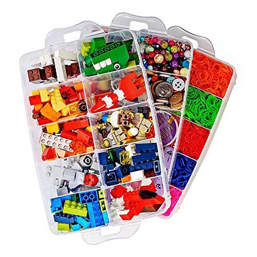 Zoom IMG-3 scatola portaoggetti in plastica a