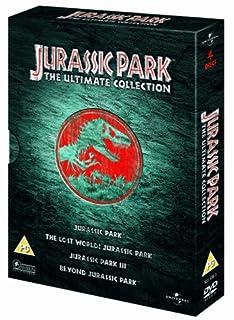 Jurassic Park: The Ultimate Collection 4 DVD Boxset (B0009UV4M4)   Amazon price tracker / tracking, Amazon price history charts, Amazon price watches, Amazon price drop alerts