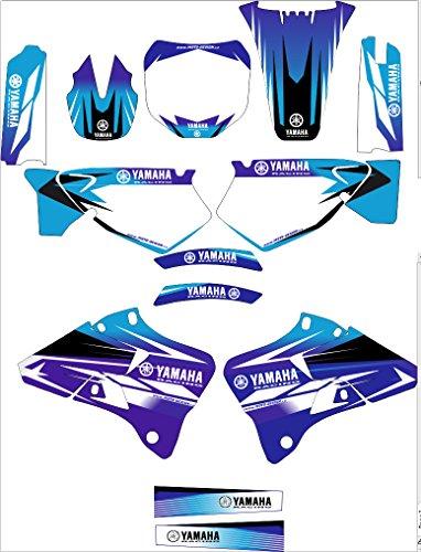 Yamaha WR 2500506YZ 25001moto-x MX Aufkleber Sticker Kit (nicht Oem) (Yz Yamaha Moto)