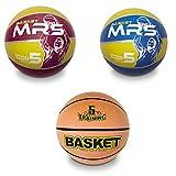 Mondo - Balón de baloncesto, tamaño 5 (13139), colores surtidos