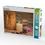 Reise zu Buddha 1000 Teile Puzzle quer