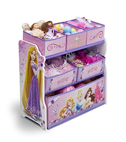 Disney Princess juguetes organizer-e (rosa)
