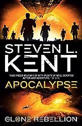 The Clone Apocalypse (The Clone Rebellion Book 10)