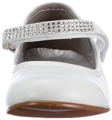 Indigo Schuhe Ballerinen - Sportboden Weiß