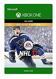 NHL 17 Deluxe Edition [Xbox One - Download Code] (B01I62KYLS) | Amazon price tracker / tracking, Amazon price history charts, Amazon price watches, Amazon price drop alerts