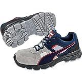 Puma 640661–353–43Aerospace–Zapatos de seguridad Low S1P ESD SRC Tamaño 43