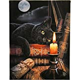 Witching pared hora de placa por Lisa Parker
