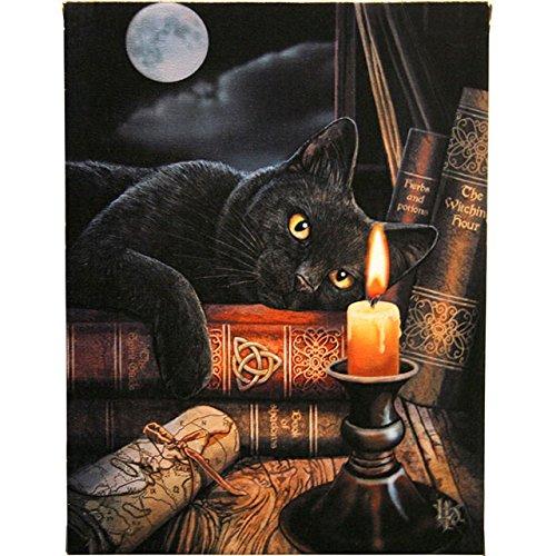 Geisterstunde Wandschild von Lisa Parker (Lisa Parker Geisterstunde)