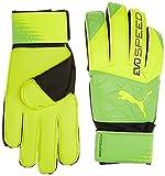 Puma Evospeed 5.5 Safety Yellow & Green Gecko Gloves