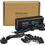 Selectec Multi Power Universal Laptop Notebook AC Charger Adapter 15V 16V 18V 19V 20V 22V 24V 90W