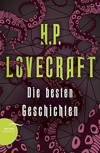 Buchcover H. P. Lovecraft - Die besten Geschichten
