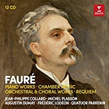 Faure: Piano Works, Chamber Music, Orchestral Works, Requiem