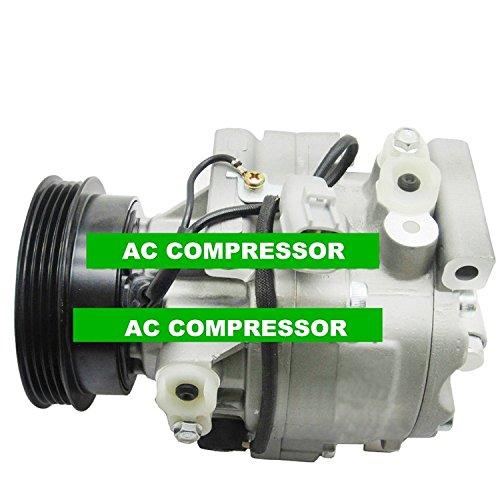 Gowe AC Kompressor für sc08C Auto AC Kompressor für Auto Toyota Paseo/Tercel AC Kompressor mit Kupplung Easter