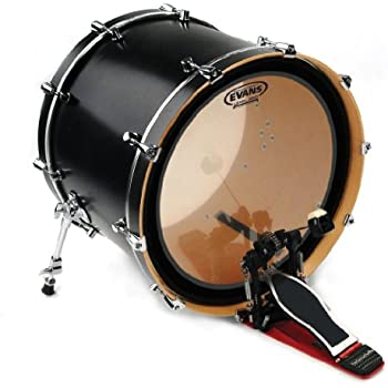 evans g2 22 inch coated bass drum head musical instruments. Black Bedroom Furniture Sets. Home Design Ideas