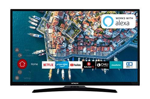 HITACHI F32E4000 81 cm (32 Zoll) Fernseher (Full HD, Smart TV, Prime Video, Works with Alexa, Bluetooth, Triple-Tuner, PVR)