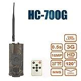 """Leezo 3G 12MP Jagd Kamera Infrarot Bewegungserkennung 2,5"""" LCD IR LED Wildlife Jagd Cam mit 3G GSM Mms SMS"""
