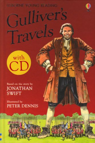 Gulliver's Travel. Con CD Audio 3.21 Young Reading