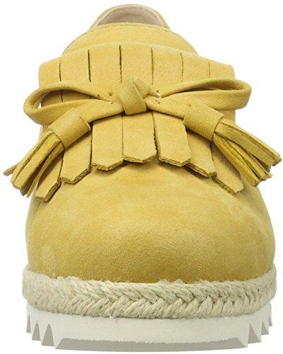 Caprice Damen 24700 Slipper, Gelb (Saffron Suede), 40 EU -