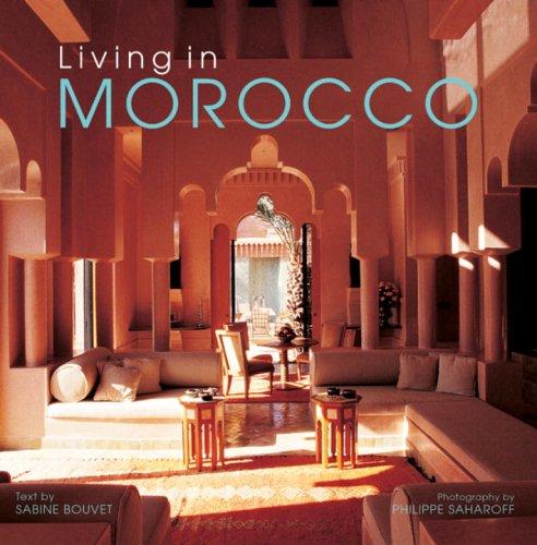 Living in morocco (en anglais) par Sabine Bouvet