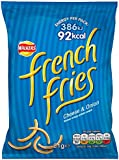 French Fries Cheese and Onion 22 g (Pack of 48)