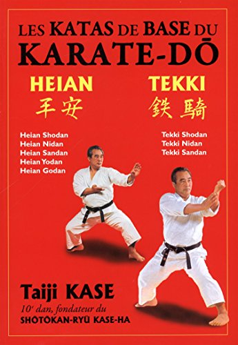 Les katas de base de karaté shotokan : Heian et Tekki par From Budo Editions