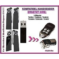Lift Master tx2ev/tx4ev/tx2evs/tx4evs/tx4uni/tx4unis compatible handsender, Repuestos emisor, ersatzgerät. Top Calidad Fernbedienung para el mejor precio.