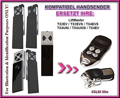 LiftMaster kompatibel handsender / ersatz