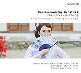 Young Jo Lee : L'Art de la mélodie en Corée. Lee-Hoff, Schütze, Kahle.