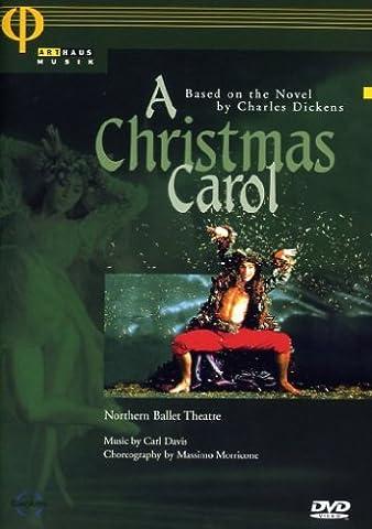Davis, Carl - A Christmas Carol (NTSC) (Weihnachten Gable Boxen)