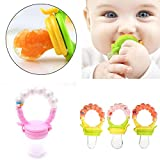 Kungfu Mall Baby Kind Nippel Fresh Food Paste Knabber Feeder Werkzeug Sicheres Baby Supplies Füttern